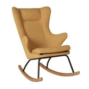 Schommelstoel Quax Rocking Chair de Luxe Saffran