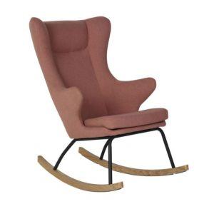 Schommelstoel Quax Rocking Chair de Luxe Soft Peach