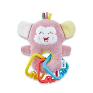 Speeltje Babyjem Little Monkey Toy 693 Pink
