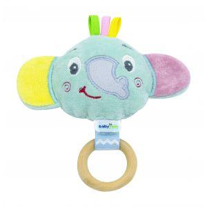 Speeltje Babyjem Little Elephant Toy 702 Green