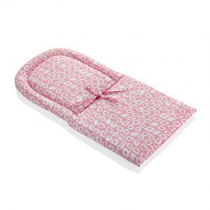 Stoelverkleiner Babyjem Square Pink