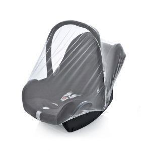 Klamboe Autostoel Babyjem Wit