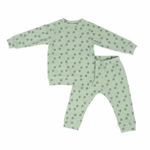 Pyjama Lodger Sleeper Silt Green