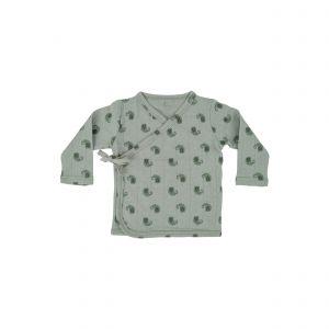 Shirt Lodger LOCMA21 Topper Tribe Silt Green