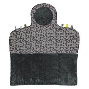 Luierverkleedkit Snoozebaby Frost Grey