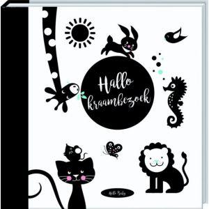Boek | Kraambezoekboek Hello Baby