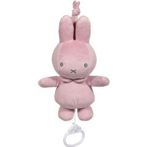 Muziekdoosje Tiamo Nijntje Pink Baby Rib