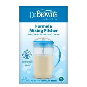 Dr. Brown's Melkpoeder Mixer Blauw