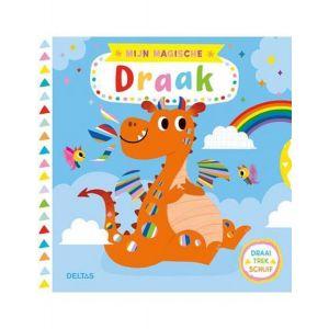 Boek Deltas Uitgeverij - Mijn magische draak