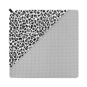Badcape Your Wishes Leopard Grey
