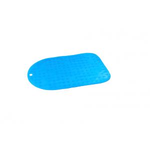 Badmat Babyono Anti-Slip Blauw