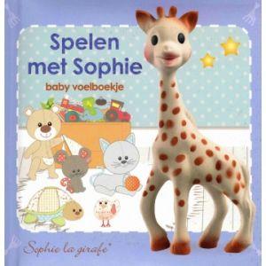 Sophie de Giraf Voelboek: Spelen Met Sophie