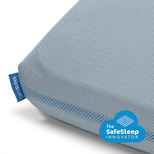 Hoeslaken Aerosleep 40 x 80 Steel Blue