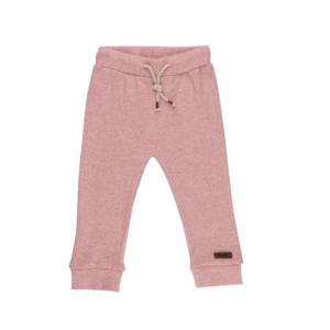 Broek Little Dutch Melange Pink