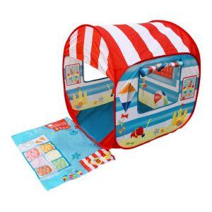 Pop-up Tent Beach Hut 75x75x80