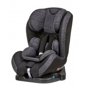 Autostoel Tobias Pro 0-1-2-3 Black/Grey