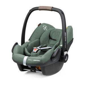 Autostoel Maxi-Cosi X Joolz - Pebble Pro I-Size Green + Beschermhoes