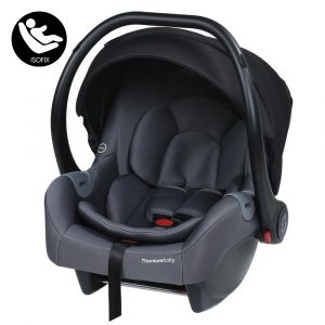 Autostoel Titaniumbaby 5920.25 Scope Black