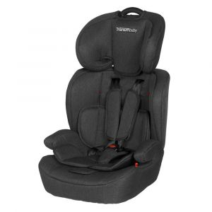 Autostoel Titanium Baby iSafety 1-2-3 Niklas Antraciet nu met Gratis Accessoires