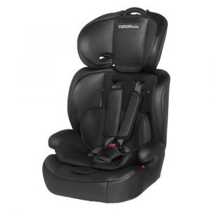 Autostoel Titanium Baby iSafety 1-2-3 Niklas Black