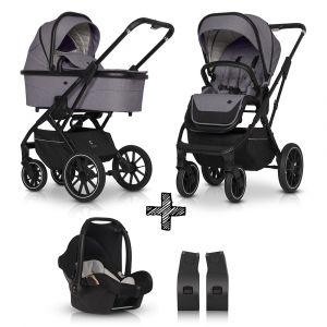 Kinderwagen Cavoe Axo Comfort Plum