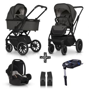 Kinderwagen Cavoe AXO Comfort Shadow