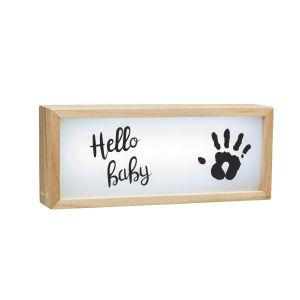 Baby Art | Light Box with Imprint