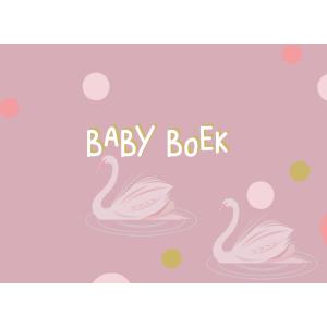 Babyboek JEP! Mellow Roze
