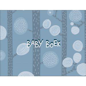Babyboek JEP! Oudblauw