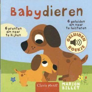 Geluidenboekje Babydieren