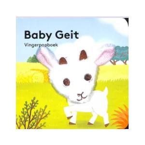 Boekje Boerderijdieren Baby Geit