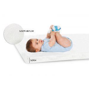 Matras Ledikant Babyjem incl. Air Flow 60x120 582