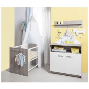 Babykamer Femm (Ledikant + Commode)