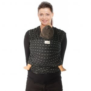 Draagdoek Tricot Slen Design Black Diamond
