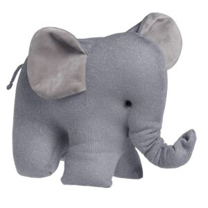 Knuffel Olifant Baby's Only Sparkle Zilvergrijs Mêlee