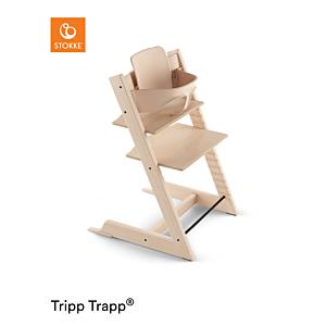 Kinderstoel Stokke® Tripp Trapp® Natural + Babyset