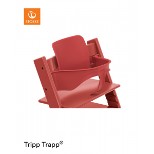 Babyset voor Stokke® Tripp Trapp® Warm Red |
