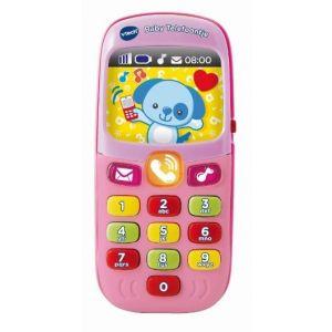 VTech | Baby Telefoontje Roze