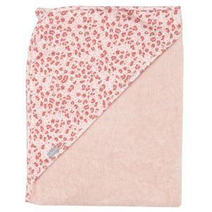 Badcape Bebe-jou Leopard Pink