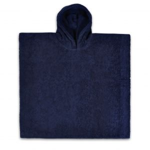 Badponcho Funnies Navy
