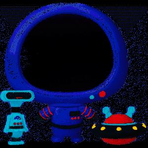 Badspeeltje Nuby Spiegelset Astronaut