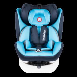 Autostoel Lionelo Bastiaan 0-1-2-3 ISOFIX Blue 360°