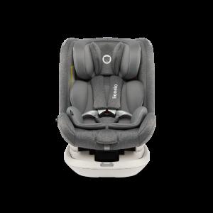 Autostoel Lionelo Bastiaan RWF 0-1-2-3 ISOFIX Stone 360°
