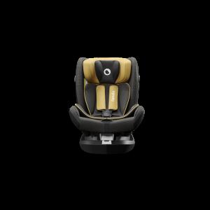 Autostoel Lionelo Bastiaan RWF Beige Latte 0-1-2-3 ISOFIX  360°