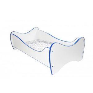 Peuterbed Top Beds Midi 70x140 Blauw Incl. Matras