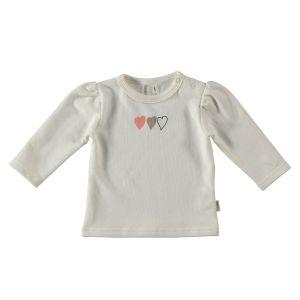 Shirt Bess NOOS Hearts White