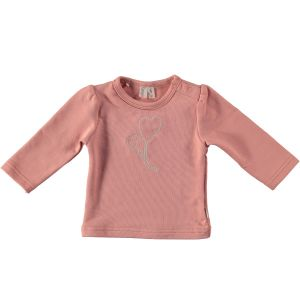 Shirt Bess NOOS Embroidery Dusty Rose