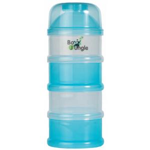 Bo Jungle Melkpoeder Doseerdoos 4D Turquoise