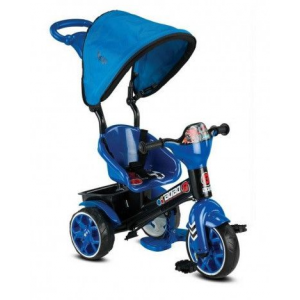 Driewieler Fiets Bobo Speed Blauw