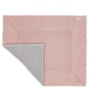 Koeka | Boxkleed Vigo 1069/0005 Old Pink/Sparkle Grey 80x100
